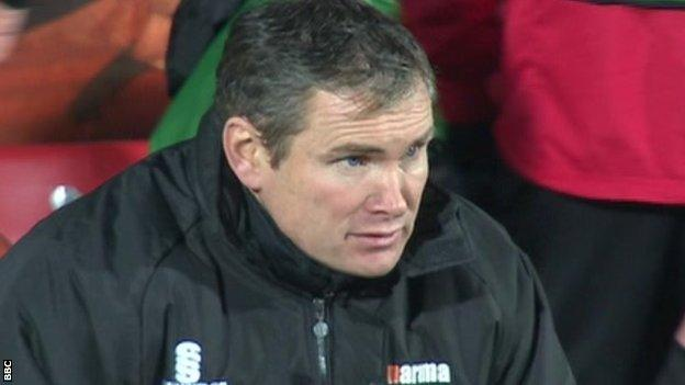 Wrexham manager Kevin Wilkin used to be in charge of Nuneaton Town
