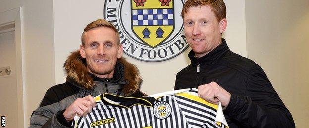 Gary Teale and David Longwell