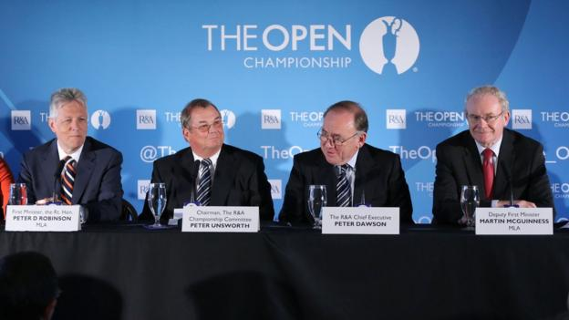 It was announced in June that Royal Portrush was to be added to the roster of venues for The Open Championship, with 2019 the earliest date at which the famous golf tournament could take place over the north coast links