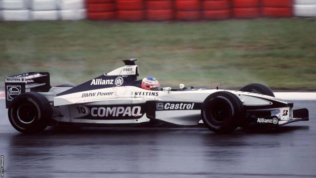 2001 German Grand Prix