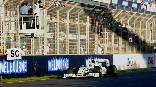 2009 Australia Grand Prix