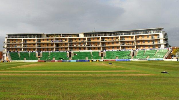 The County Ground