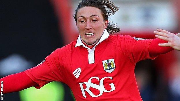 Bristol City's Luke Ayling