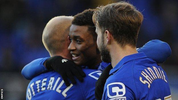 Birmingham City forward Demarai Gray