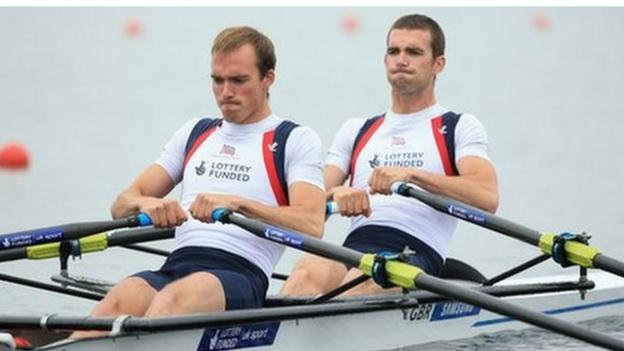 Coleraine rowing brothers Peter and Richard Chambers secured a silver medal in the lightweight men's four final at the European Championships in Belgrade at the start of June.