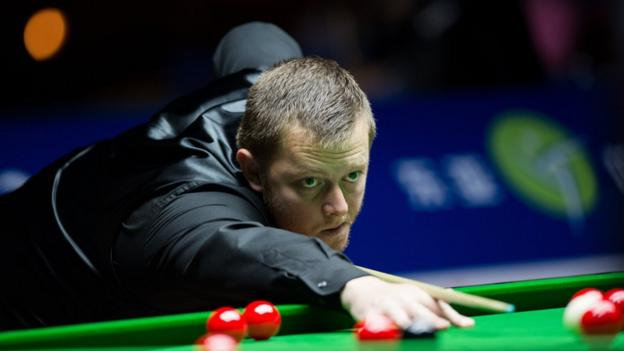 Antrim snooker player Mark Allen reached the finals of two ranking tournaments in 2014 - losing to Stuart Bingham in the Shanghai Masters final and to Ricky Walden in the final of the International Championship.
