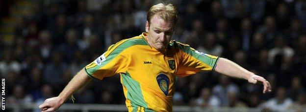 Gary Doherty for Norwich City