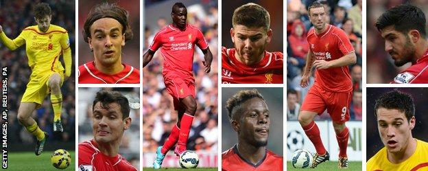 Rodgers received £75m from Barcelona for Luis Suarez and spent £119m on nine players