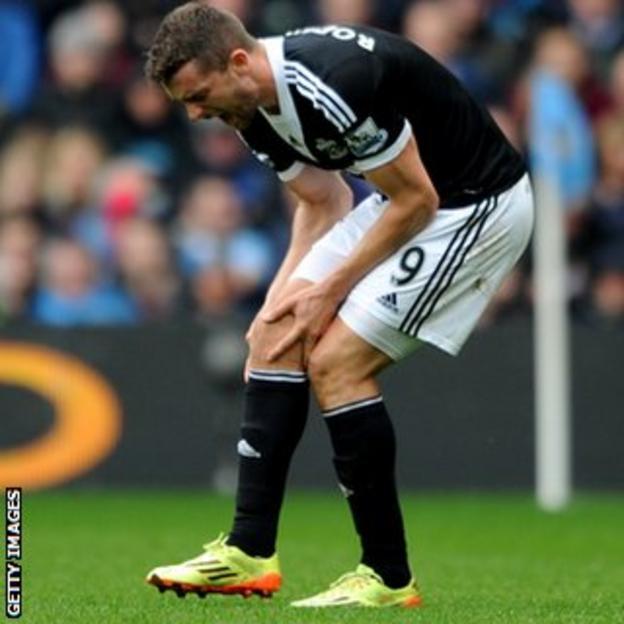 Southampton striker Jay Rodriguez