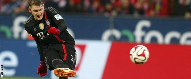 Mainz v Bayern Munich
