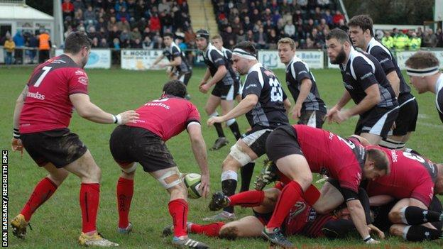 Launceston vs Redruth