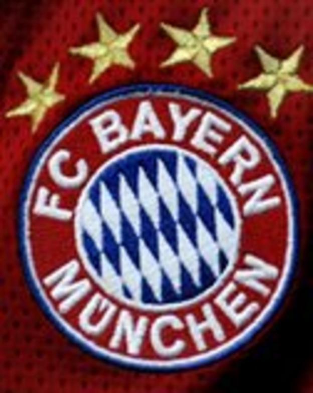 Bayern Munich badge