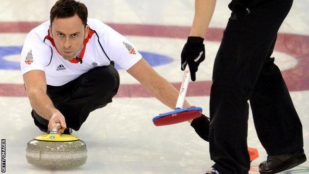 Scotland's David Murdoch is a two-time World champion