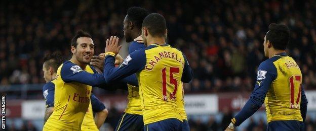 Arsenal cazorla