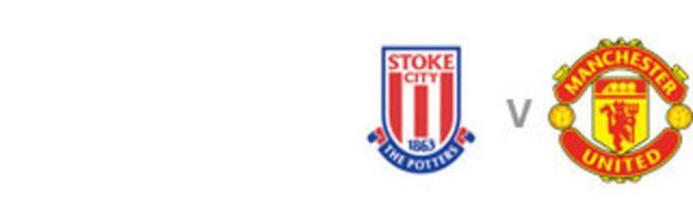 Stoke City v Man Utd