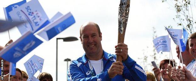 Jon Doig, Chief Executive, Commonwealth Games Scotland