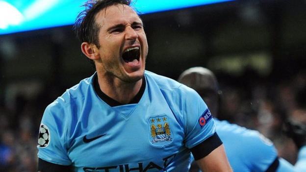 Manchester City Frank Lampard S Deal From New York