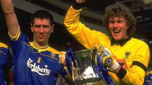 FA Cup Classics: Wimbledon 1-0 Liverpool in 1988 final