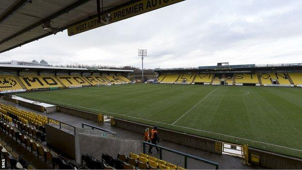 Home of Livingston FC