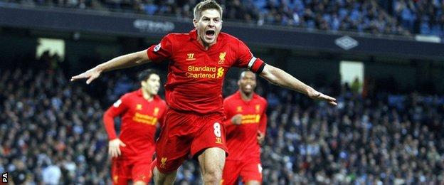 Liverpool captain Steven Gerrard has announced he is to leave his boyhood club at the end of the season