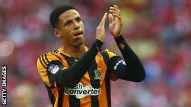 Hull defender Curtis Davies