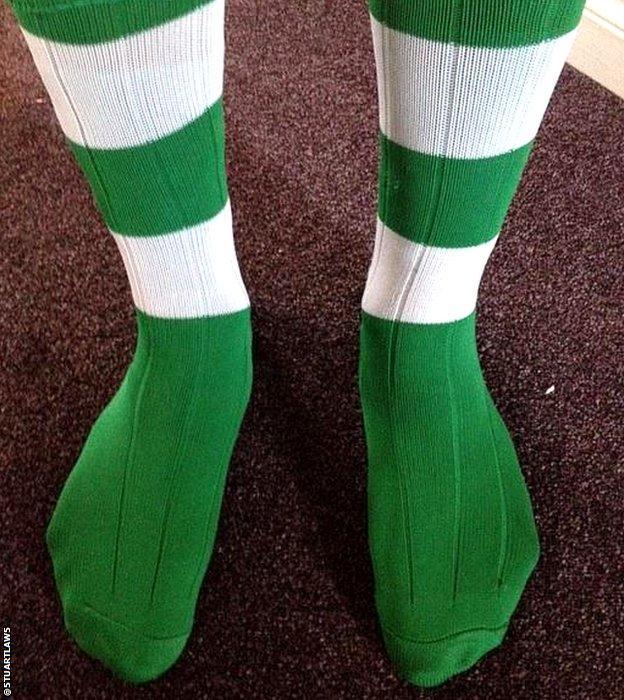 Blyth socks