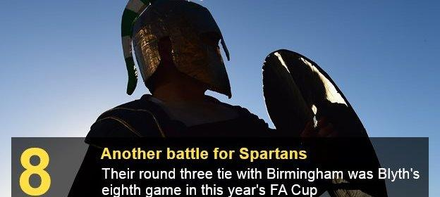 A spartan