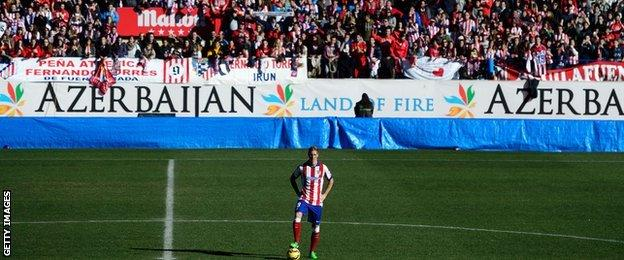Fernando Torres return