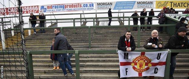 Yeovil v Manchester United