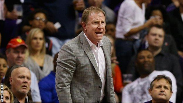 Phoenix Suns owner Robert Sarver