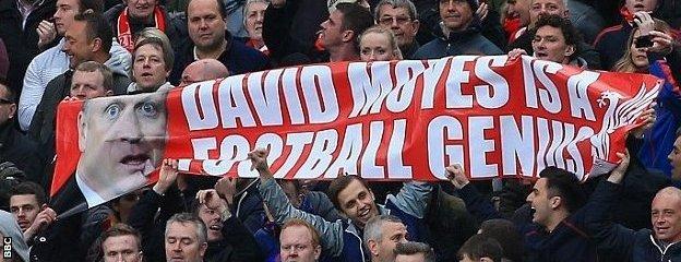 Fans' banner