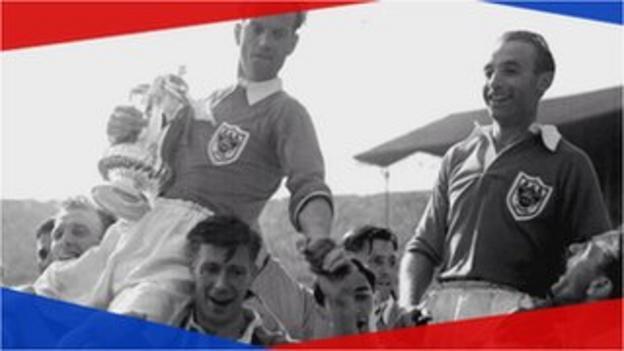 FA Cup classics: Blackpool 4-3 Bolton in 'Matthews Final'