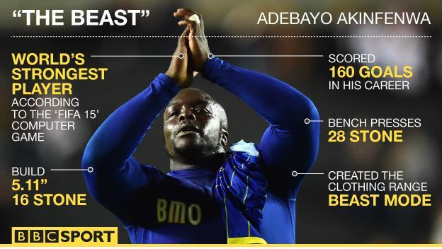 Adebayo Akinfenwa graphic