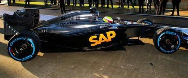 McLaren Honda turbo hybrid engine gets first run at Silverstone