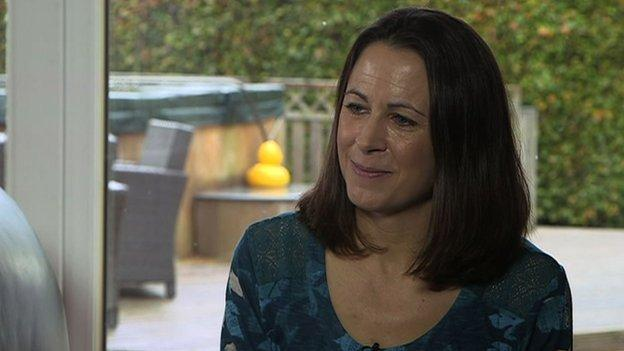 At home with Jo Pavey