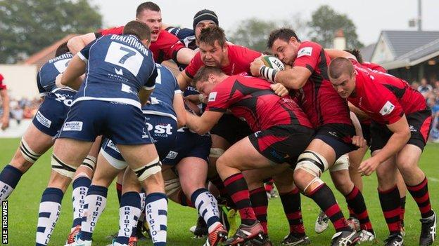 Jersey vs Bristol