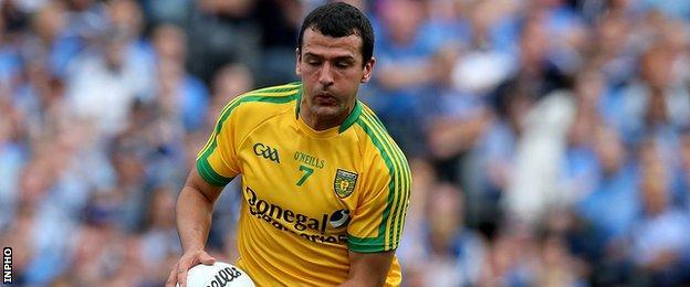 Donegal's Frank McGlynn