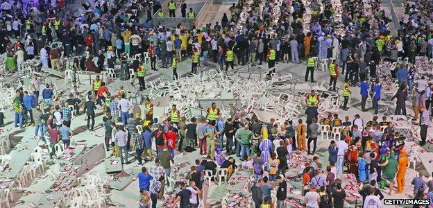 Etihad Stadium after darts riot