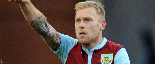 Scott Arfield, Burnley