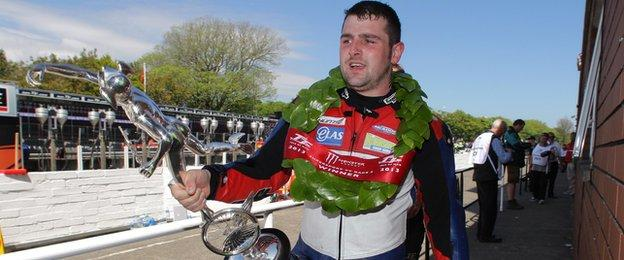 Michael Dunlop has clocked up 11 victories in the Isle of Man TT