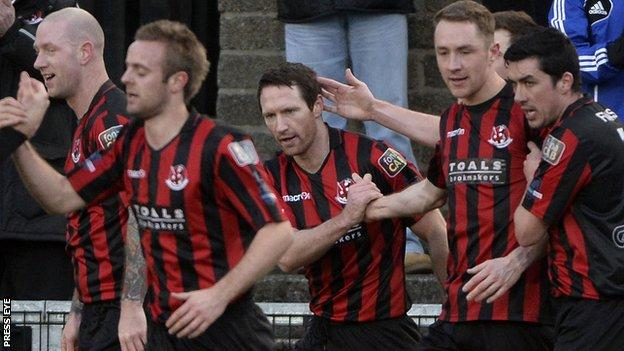 Crusaders have won five league matches in a row