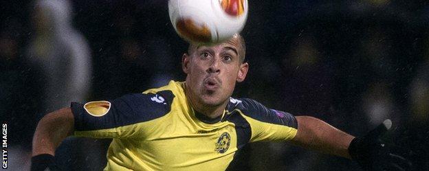 Maccabi Tel Aviv winger Tal Ben Haim