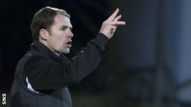 Alan Archibald hopes to bring in some new players this month