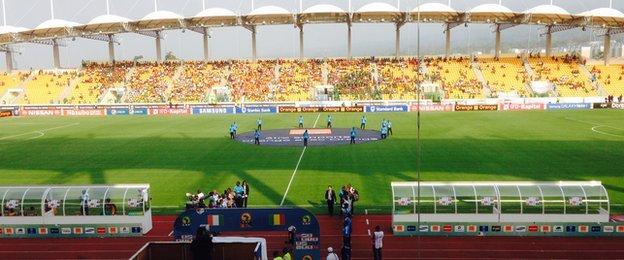 Ivory Coast v Equatorial Guinea