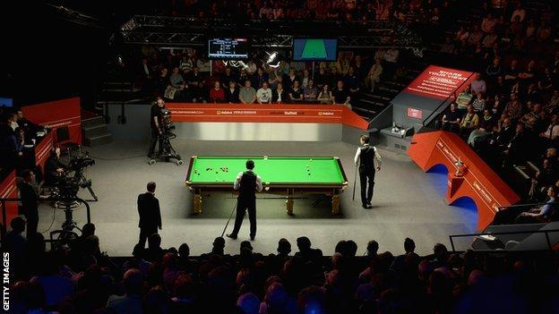 Snooker has a growing global appeal, according to the WPBSA