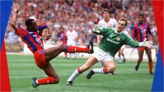 FA Cup archive: Crystal Palace v Man Utd, 1990 final
