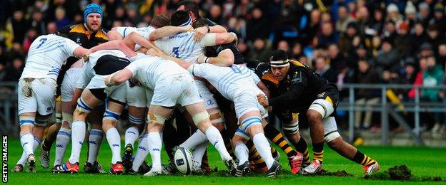 Leinster and Wasps