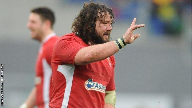 Prop Adam Jones has retired from Test rugby after winning 95 Wales caps and five for the Lions