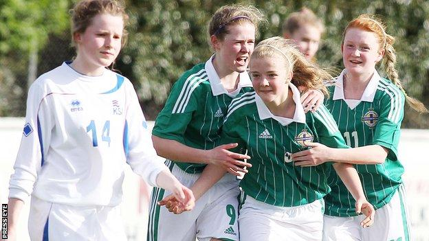 Northern Ireland will be one of eight teams taking part in the tournament
