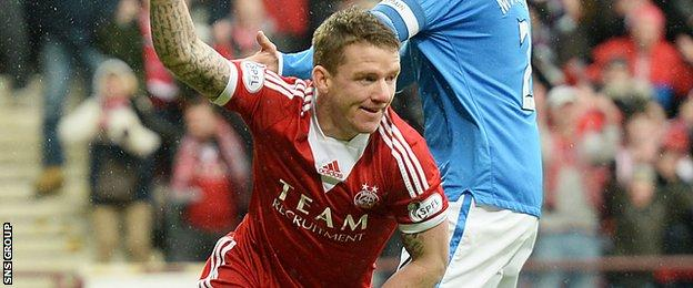 Jonny Hayes scored twice in last season's League Cup semi-final success
